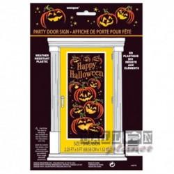 Festone Porta Happy Halloween 70x150 cm