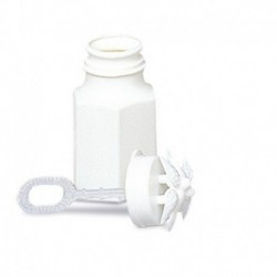 24 Bolle Sapone Colombe 6 cm