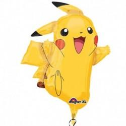 Pallone Pokemon Pikachu 80 cm