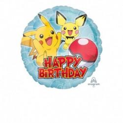 Pallone Pokemon 45 cm