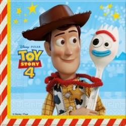 20 Tovaglioli Carta Toy Story 33x33 cm