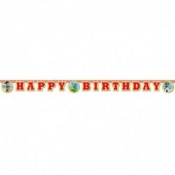 Festone Happy Birthday Toy Story