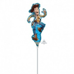 Palloncino Toy Story 30 cm