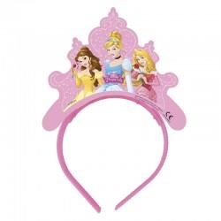 6 Cerchietti Tiara Principesse