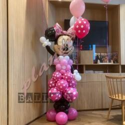 Composizione Minnie Mouse