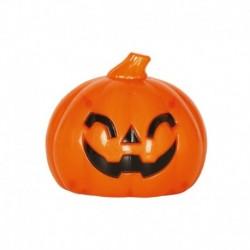 Zucca Halloween Luminosa 10 cm