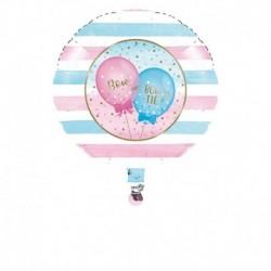 Pallone Gender Reveal 45 cm