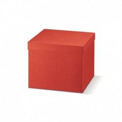 Scatola Quadrata Rossa