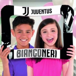 Cornice Photo Booth Juventus 40x60 cm