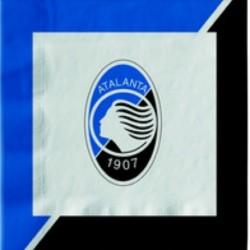 20 Tovaglioli Carta Atalanta 33x33 cm