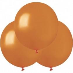 Palloncini Metallic Arancione 40 cm
