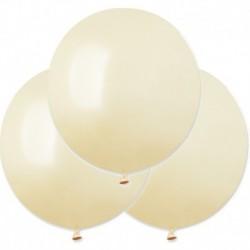 Palloncini Metallic Avorio 40 cm