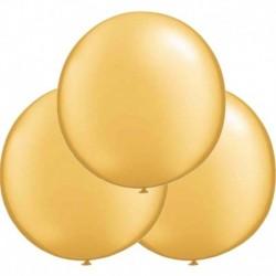 Palloncini Metallic Oro 40 cm