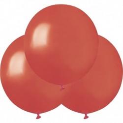 Palloncini Metallic Rosso 40 cm
