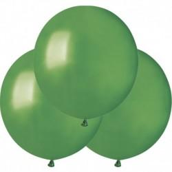 Palloncini Metallic Verde Prato 40 cm