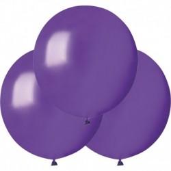 Palloncini Metallic Viola 40 cm