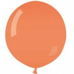 Pallone Pastel Arancione 90-180 cm