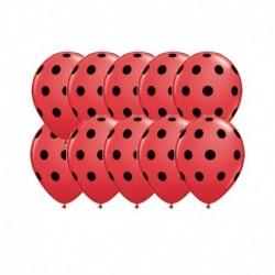 Palloncini Pois 12 cm