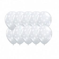 Palloncini Fiocchi 12 cm