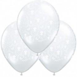 Palloncini Fiorellini 12 cm