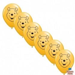 Palloncini Winnie Pooh 12 cm