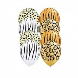 Palloncini Safari 12 cm