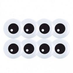 Palloncini Occhio Iride 12 cm