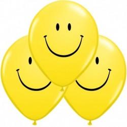 Palloncini Smile Yellow 40 cm