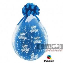 Palloni Happy Birthday 45 cm