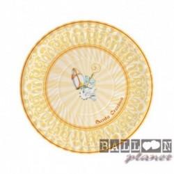 10 Piatti Carta Cresima 18 cm