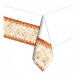 Tovaglia Plastica Cresima 140x270 cm