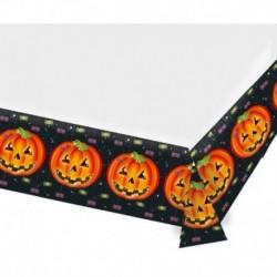 Tovaglia Zucche Halloween 137x259 cm