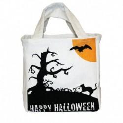 Borsa in tela Halloween 16x26 cm