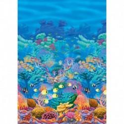 Fondale Reef Corallino 12x1,2 mt