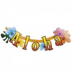 Festone Carta Aloha 83 cm