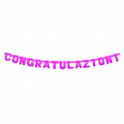 Festone Congratulazioni 225x15 cm