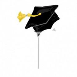 Palloncino Cappello Laurea 25 cm