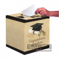 Card Box Laurea 30x30 cm