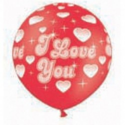 Pallone I Love You 100 cm
