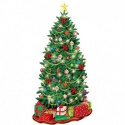 Fondale Albero di Natale 165x85