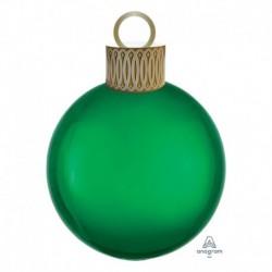 Pallone Natale Orbz Verde 40 cm