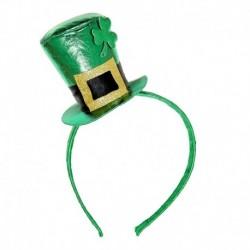 Cerchietto Cappello St Patrick