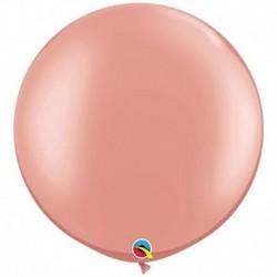 Pallone Rosa Gold 80 cm