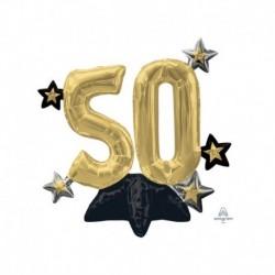 Pallone Self Standing 50 Celebrate 55x50 cm