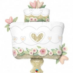 Pallone Wedding Cake 95 cm