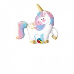Pallone Unicorno 30 cm