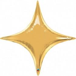 Pallone Starpoint Oro 100 cm