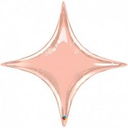 Pallone Starpoint Rosa Gold 100 cm