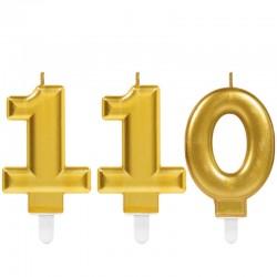 Candela Oro Numero 110
