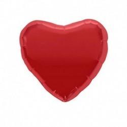 Pallone Cuore Rosso 45 cm